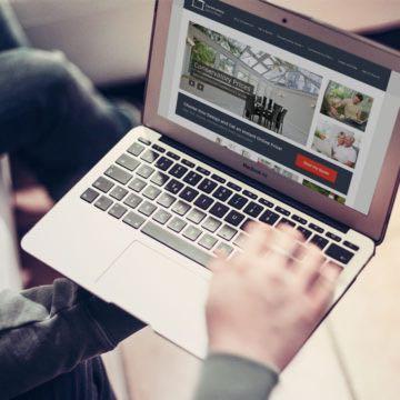 Conservatory Online Prices - WordPress Site Design