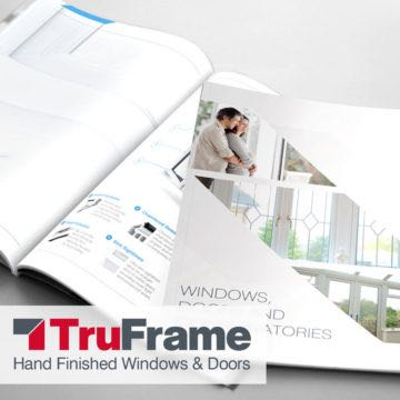 TruFrame Brochure Design