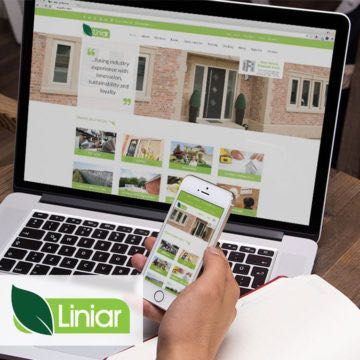 Liniar Website Design