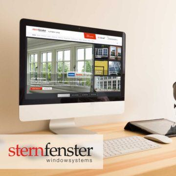 Sternfenster Window Systems Website