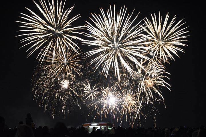 Mayflower Park Firework Display Raises Record Number Of Sales For Local Charities