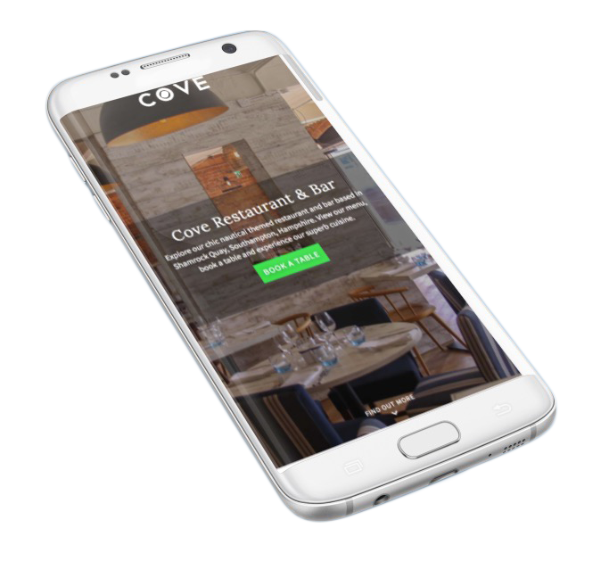visit cove restaurant mobile