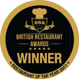 oxford brasserie best restaurant award