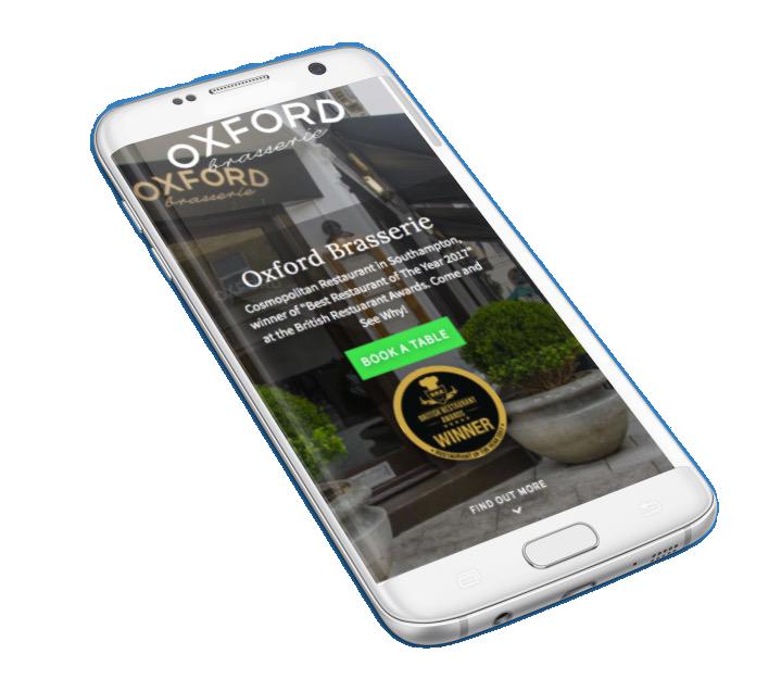 oxford brasserie phone