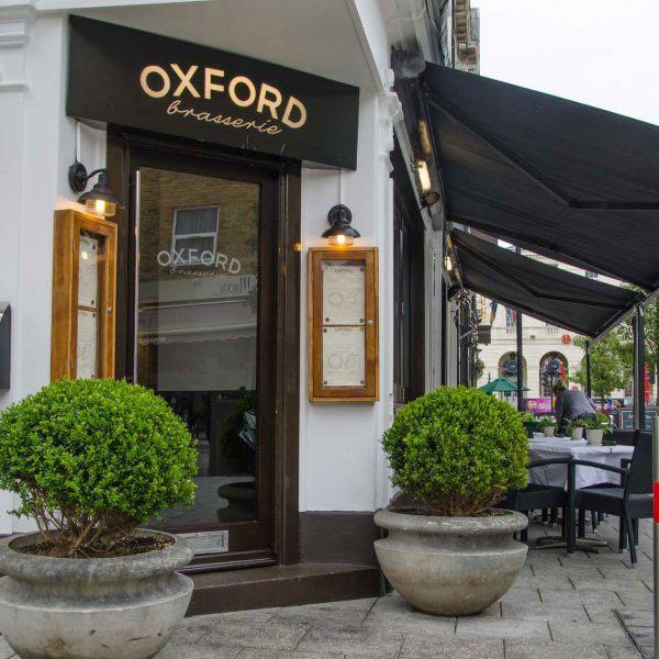 oxford brasserie restaurant