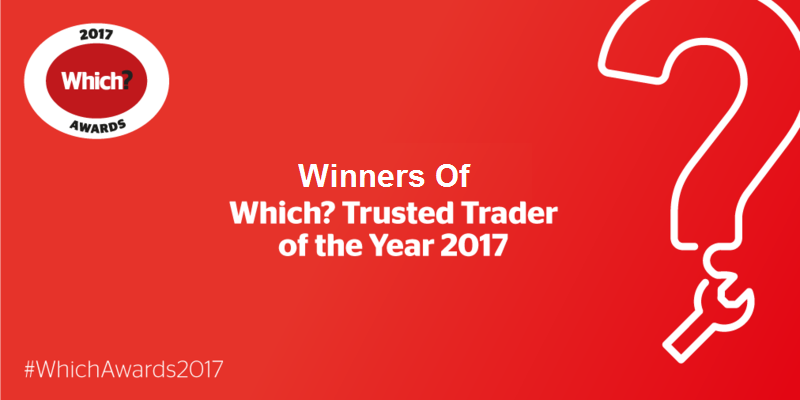 Homeglaze: Trusted Trader of the Year 2017