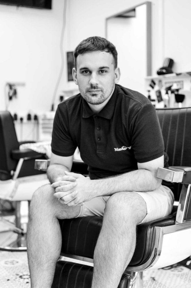 barber portrait photography southampton