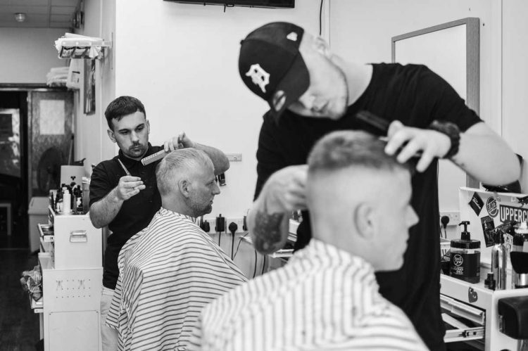 male grooming photography southampton