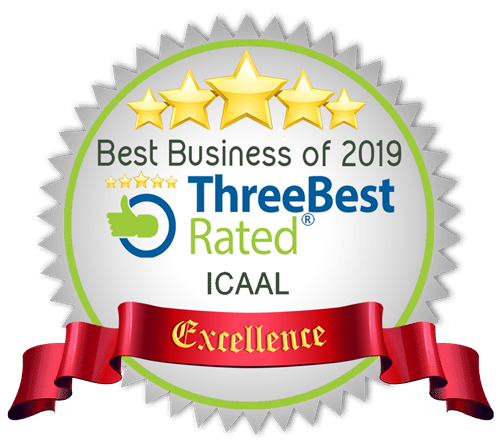 ICAAL 3 Best Rated Business in Southampton 2019