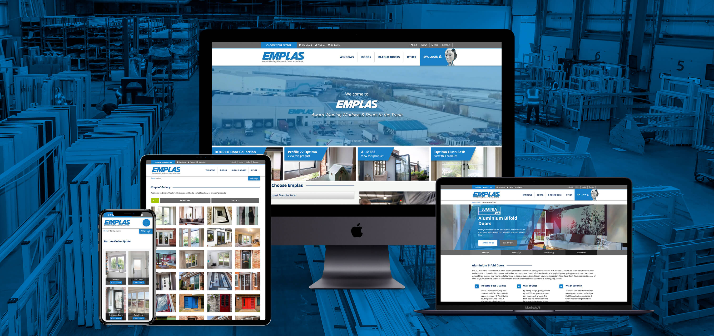 ICAAL Launch New Emplas Site
