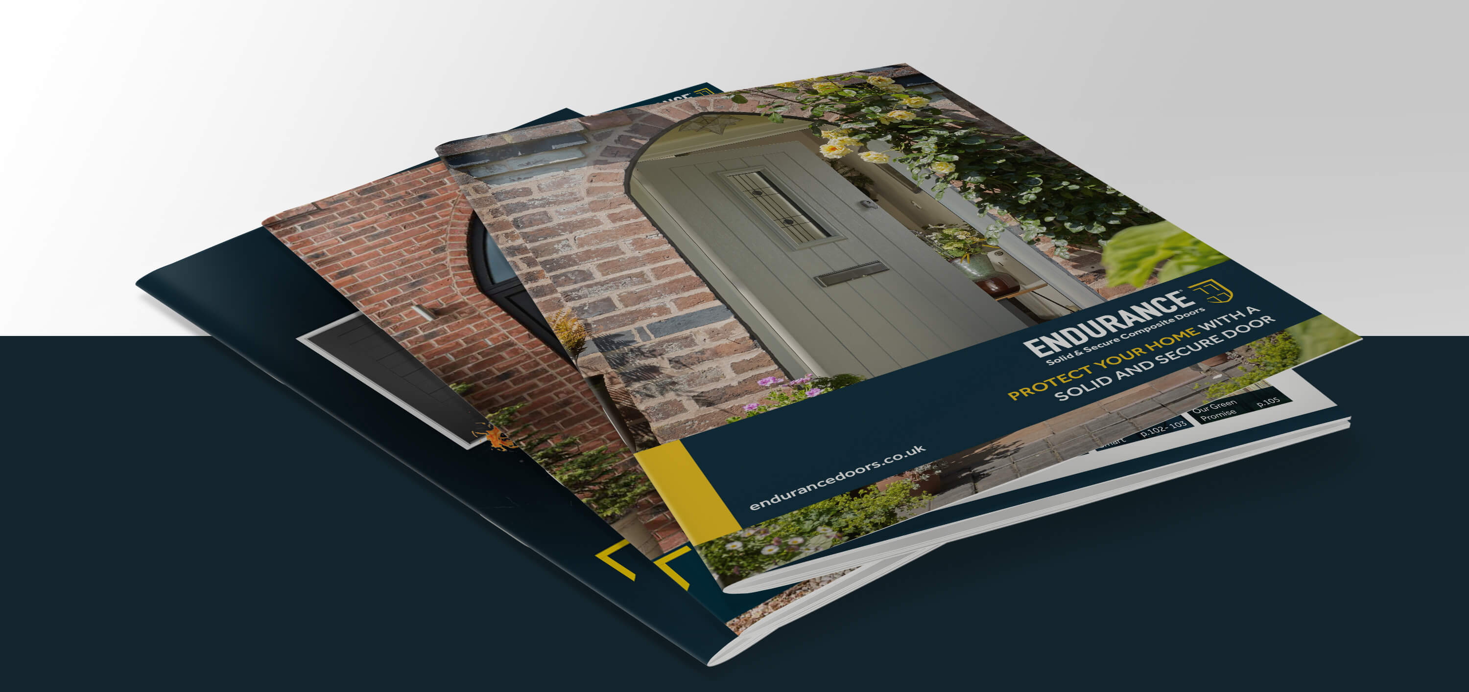 Stand Out From The Crowd With Eye-Catching Brochures