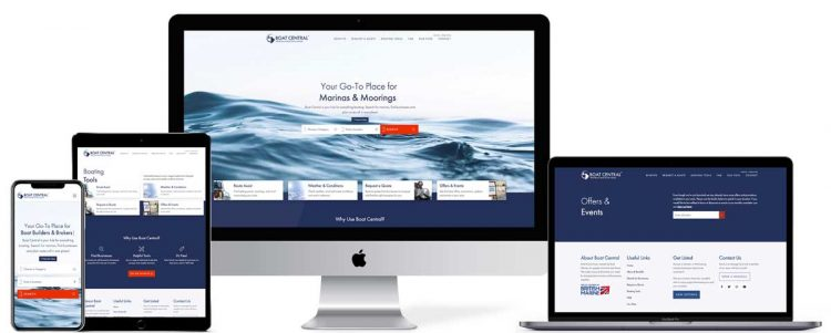 Web Design, Southampton