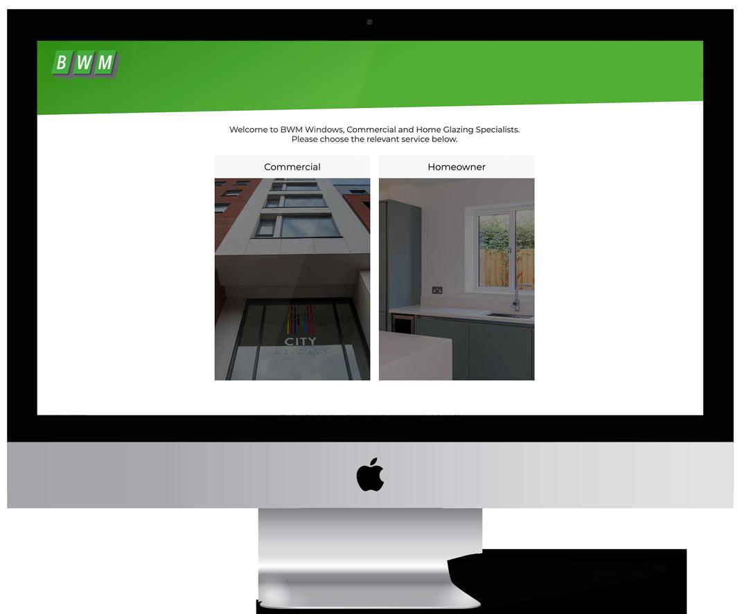 bwm web design